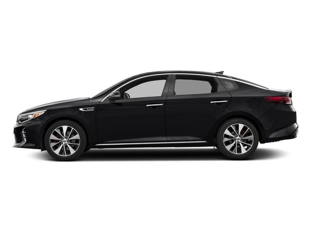 2017 Kia Optima Base Price SX Auto Pricing side view