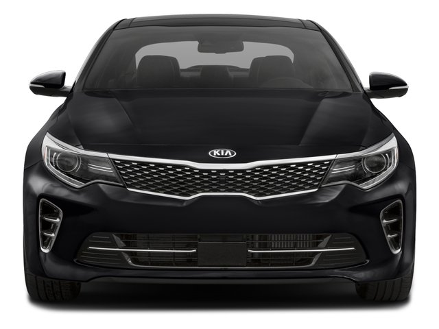 2017 Kia Optima Base Price SX Auto Pricing front view