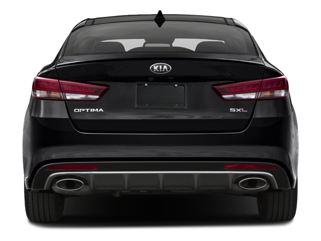 2017 Kia Optima Base Price SX Auto Pricing rear view
