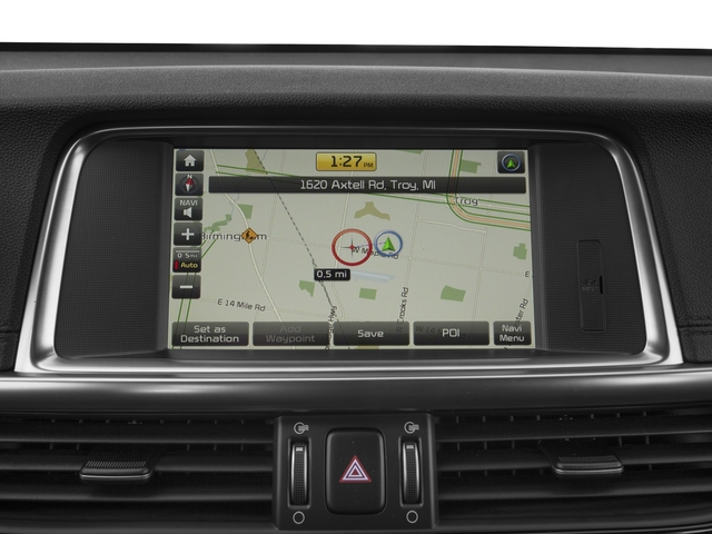 2017 Kia Optima Base Price SX Auto Pricing navigation system