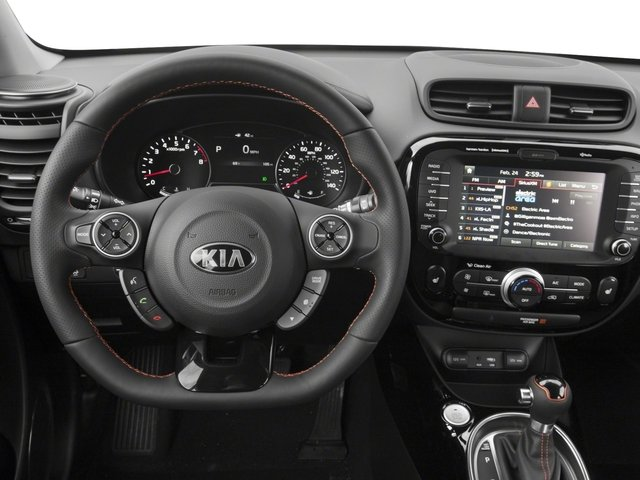 2017 Kia Soul Base Price ! Auto Pricing driver's dashboard