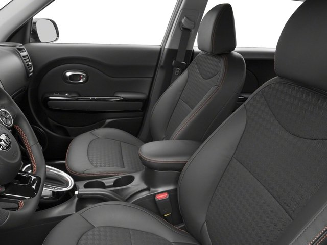 2017 Kia Soul Base Price ! Auto Pricing front seat interior