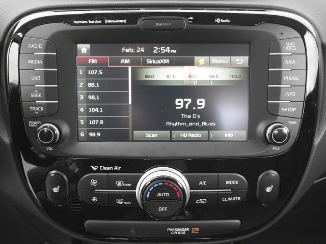2017 Kia Soul Base Price ! Auto Pricing stereo system