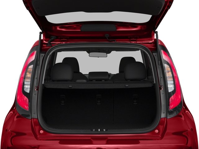 2017 Kia Soul Pictures Soul ! Auto photos open trunk
