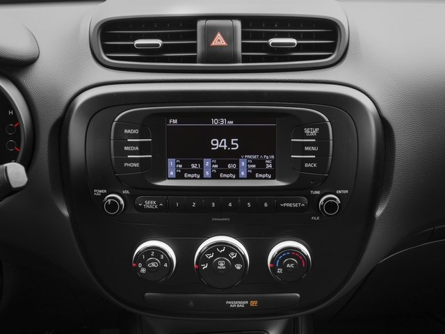2017 Kia Soul Base Price Base Auto Pricing stereo system