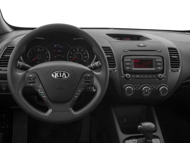 2017 Kia Forte Pictures Forte EX Auto photos driver's dashboard