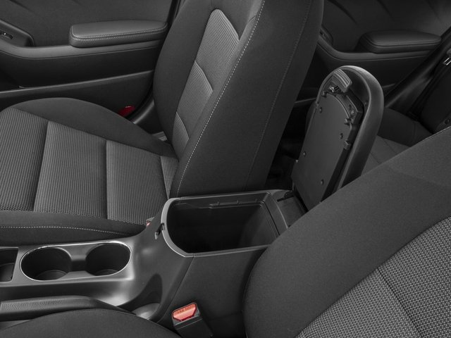2017 Kia Forte Pictures Forte EX Auto photos center storage console