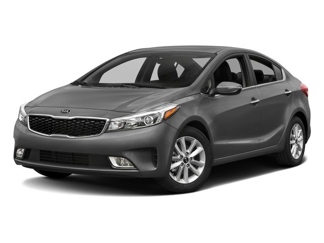 2017 Kia Forte Pictures Forte S Auto photos side front view