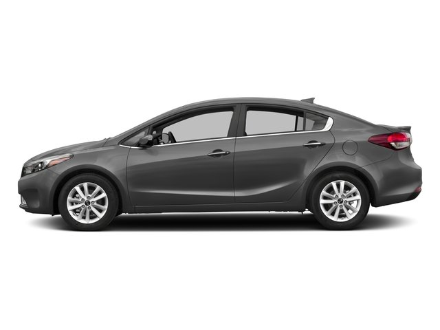 2017 Kia Forte Pictures Forte S Auto photos side view