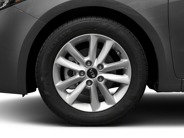 2017 Kia Forte Pictures Forte S Auto photos wheel