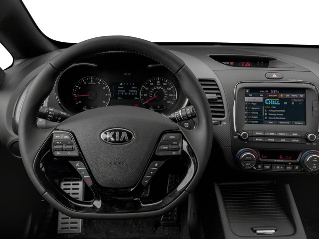 2017 Kia Forte5 Pictures Forte5 EX Auto photos driver's dashboard