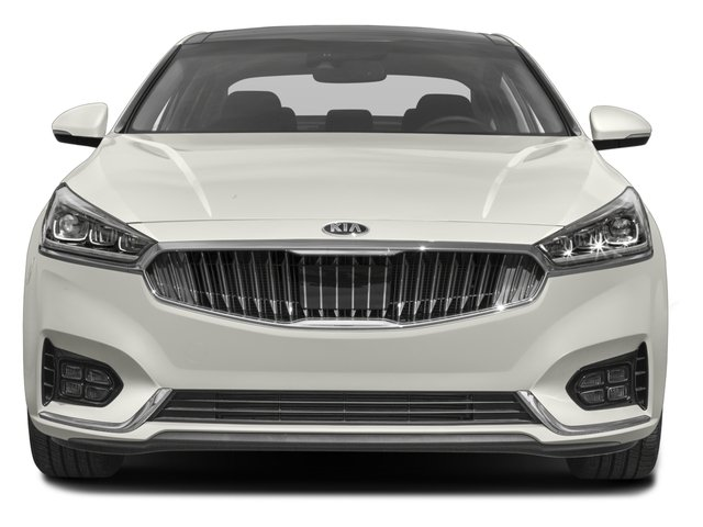 2017 Kia Cadenza Base Price Technology Sedan Pricing front view