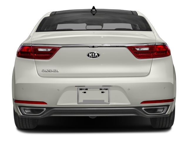 2017 Kia Cadenza Base Price Technology Sedan Pricing rear view