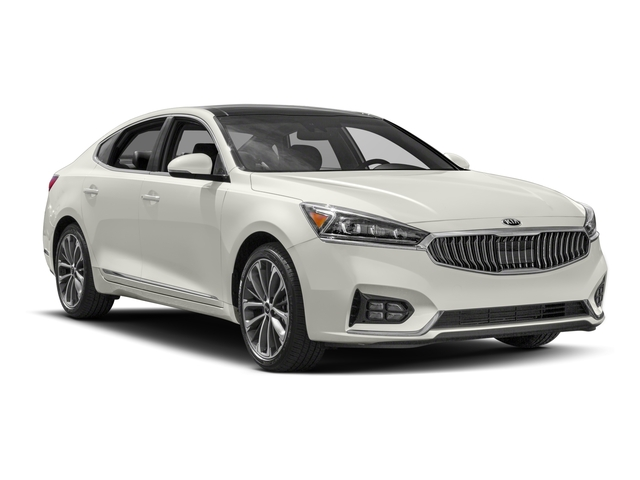 2017 Kia Cadenza Prices and Values Sedan 4D Technology V6 side front view