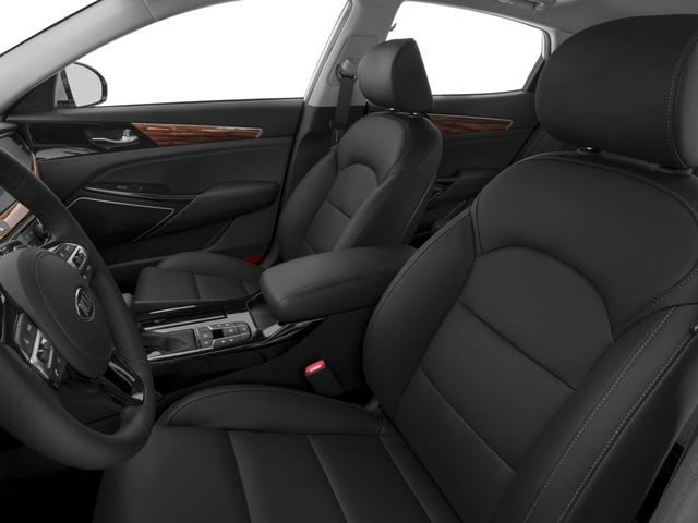 2017 Kia Cadenza Base Price Technology Sedan Pricing front seat interior