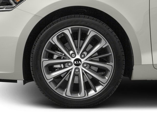 2017 Kia Cadenza Base Price Technology Sedan Pricing wheel