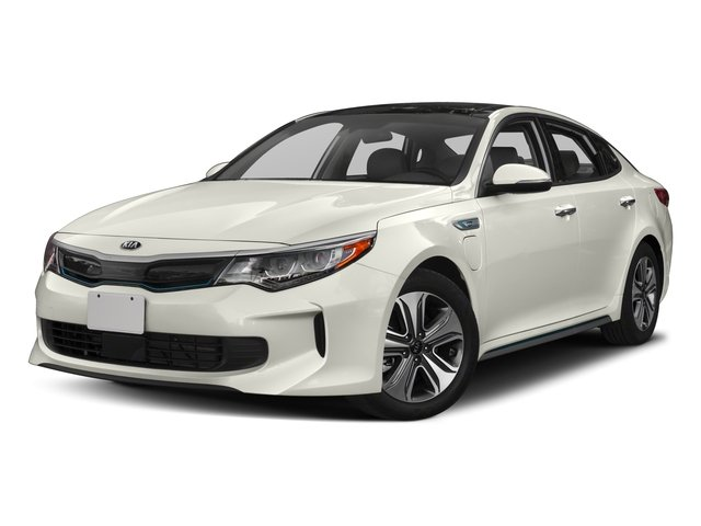 2017 Kia Optima Plug-In Hybrid Pictures Optima Plug-In Hybrid EX Auto photos side front view