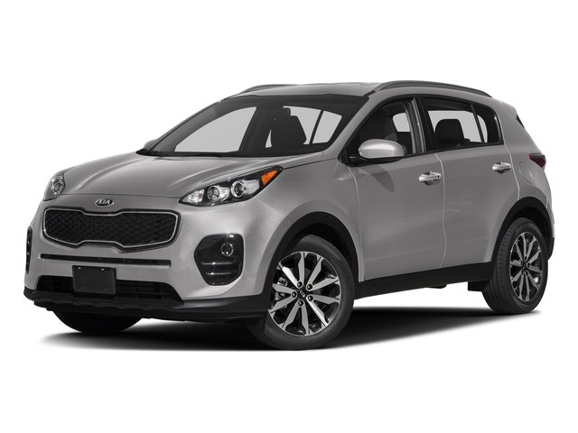2017 Kia Sportage Base Price EX FWD Pricing side front view