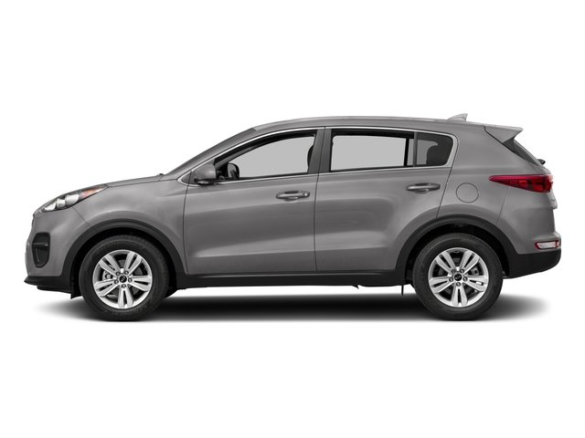 2017 Kia Sportage Base Price LX FWD Pricing side view
