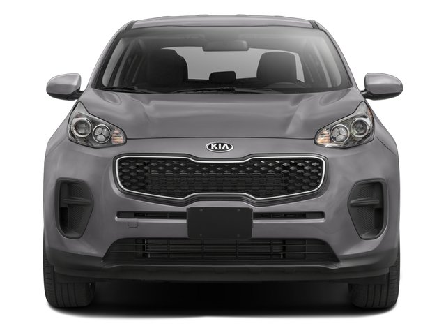 2017 Kia Sportage Base Price LX FWD Pricing front view