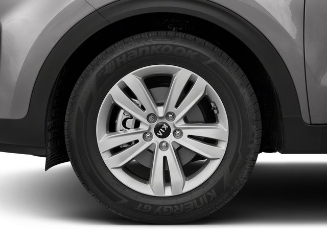 2017 Kia Sportage Base Price LX FWD Pricing wheel