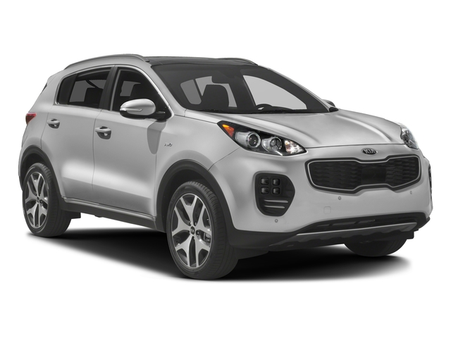 2017 Kia Sportage Prices and Values Utility 4D SX 2WD I4 Turbo side front view