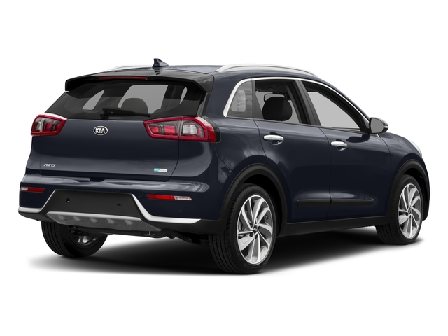 2017 Kia Niro Prices and Values Utility 4D FE 2WD I4 Hybrid side rear view