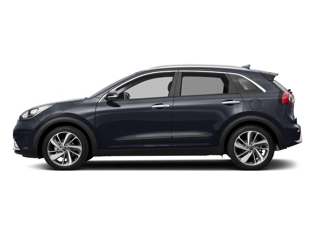 2017 Kia Niro Prices and Values Util 4D Touring Launch 2WD I4 Hybrid side view