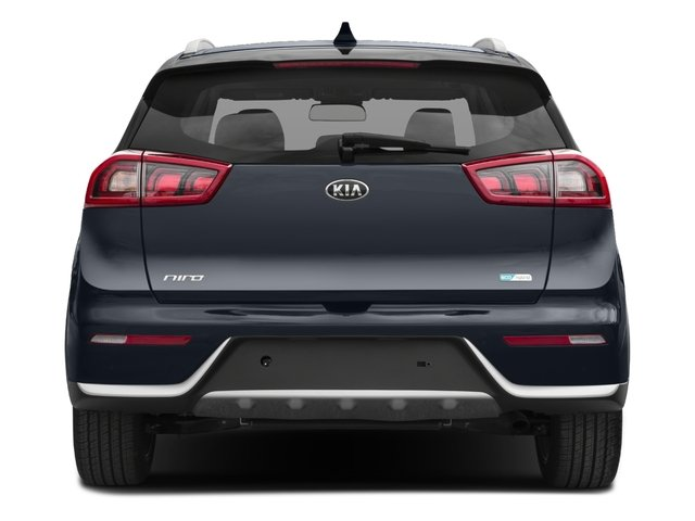 2017 Kia Niro Prices and Values Util 4D Touring Launch 2WD I4 Hybrid rear view