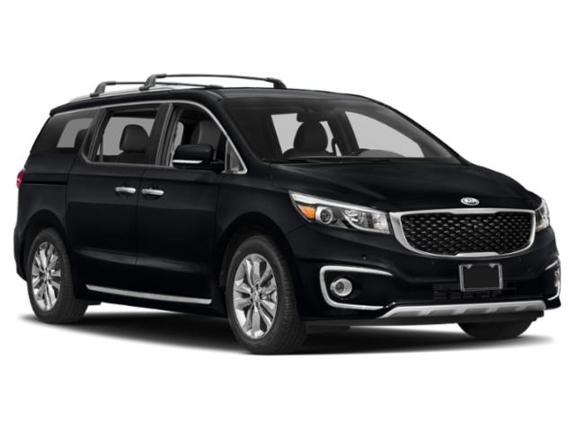 2017 Kia Sedona Prices and Values Wagon L V6 side front view