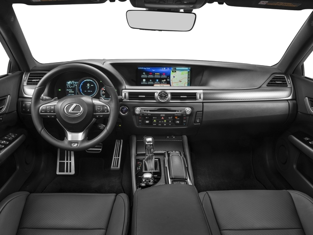 2017 Lexus Gs Pictures 450h F Sport Rwd Photos Full Dashboard