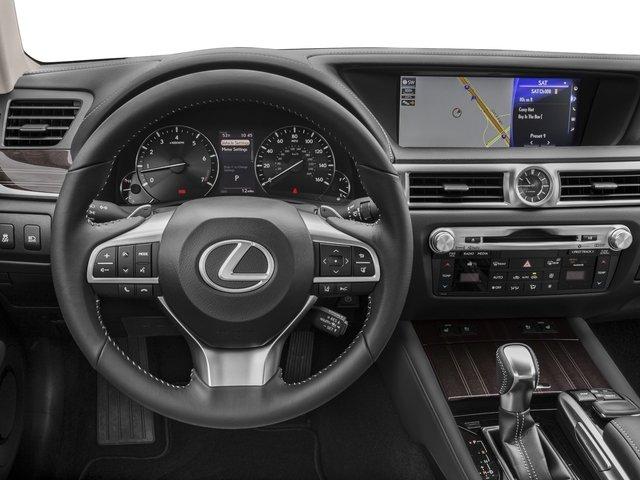 2017 Lexus Gs Pictures 350 Awd Photos Driver S Dashboard