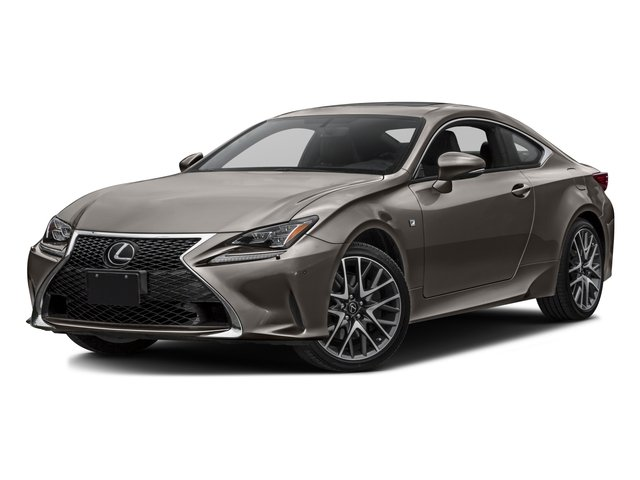 Lexus RC Coupe 2017 Coupe 2D RC350 AWD V6 - Фото 1
