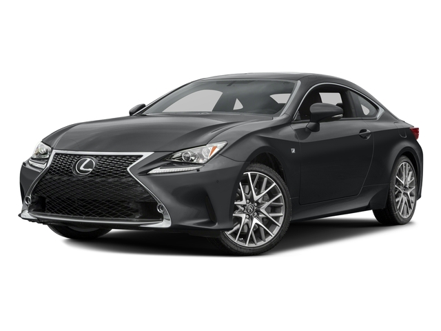 Lexus RC Coupe 2017 Coupe 2D RC300 AWD V6 - Фото 1