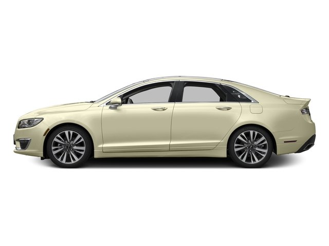 2017 Lincoln MKZ Pictures MKZ Sedan 4D Select AWD I4 photos side view
