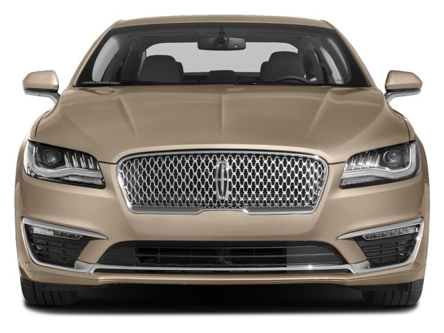 2017 Lincoln MKZ Pictures MKZ Sedan 4D Select I4 Hybrid photos front view