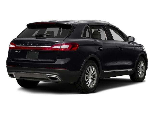 2017 Lincoln MKX Pictures MKX Util 4D Reserve EcoBoost 2WD V6 photos side rear view