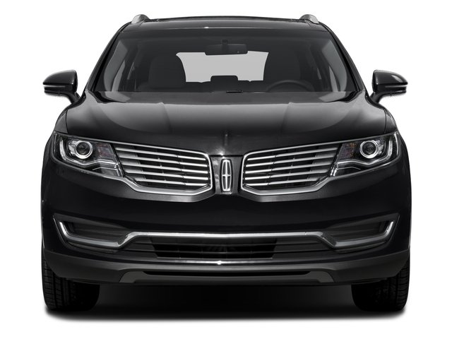 2017 Lincoln MKX Pictures MKX Util 4D Reserve EcoBoost 2WD V6 photos front view