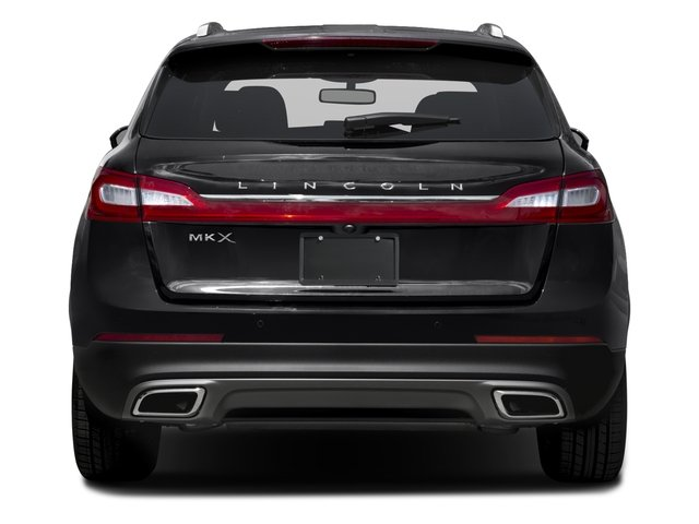 2017 Lincoln MKX Pictures MKX Util 4D Reserve EcoBoost 2WD V6 photos rear view