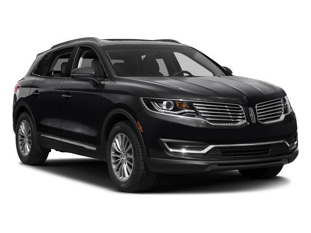 2017 Lincoln MKX Pictures MKX Util 4D Premiere EcoBoost AWD V6 photos side front view