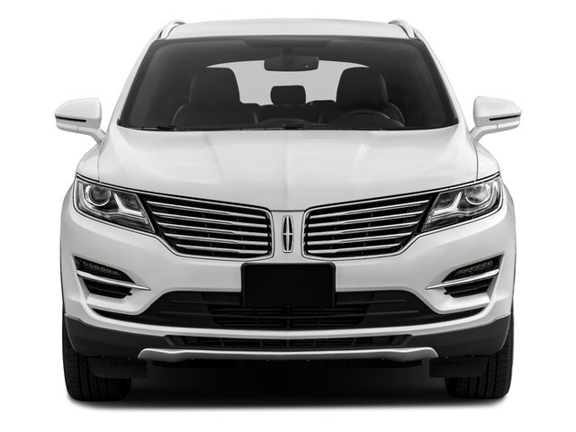 2017 Lincoln MKC Prices and Values Utility 4D Black Label 2WD I4 Turbo front view