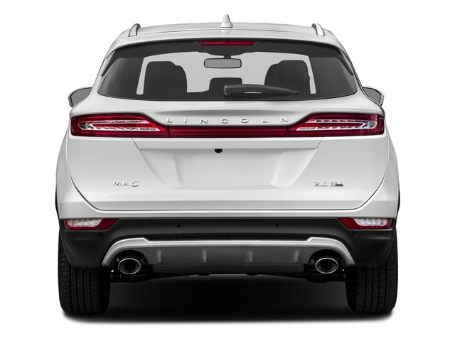 2017 Lincoln MKC Prices and Values Utility 4D Black Label 2WD I4 Turbo rear view