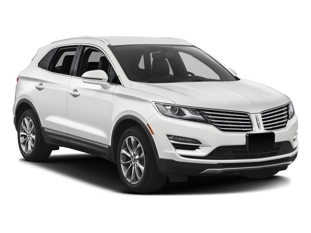 2017 Lincoln MKC Prices and Values Utility 4D Black Label 2WD I4 Turbo side front view