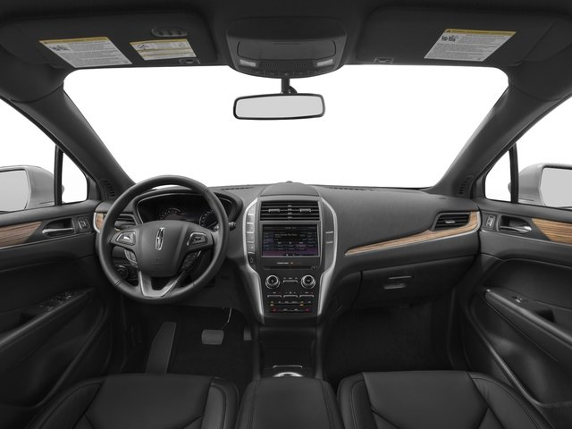 2017 Lincoln MKC Prices and Values Utility 4D Black Label 2WD I4 Turbo full dashboard