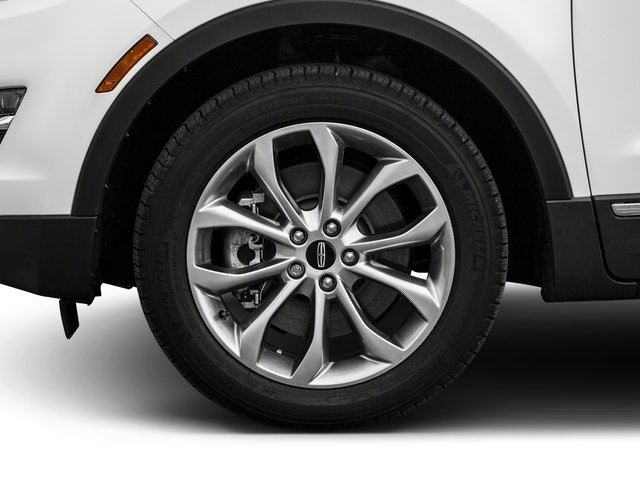 2017 Lincoln MKC Prices and Values Utility 4D Black Label 2WD I4 Turbo wheel
