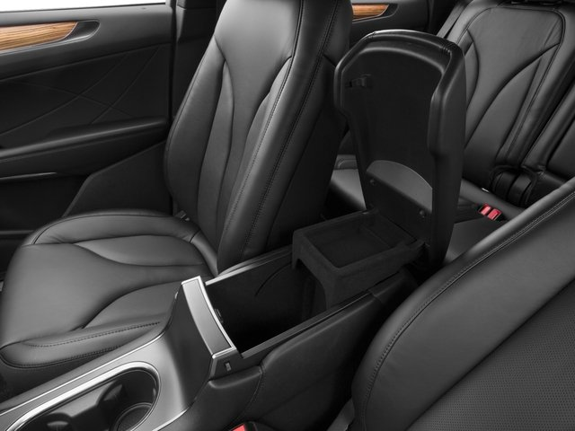 2017 Lincoln MKC Prices and Values Utility 4D Black Label 2WD I4 Turbo center storage console
