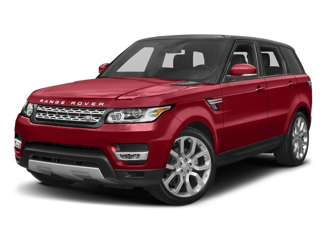Land Rover Range Rover Sport Luxury 2017 Utility 4D SVR 4WD V8 Supercharged - Фото 1