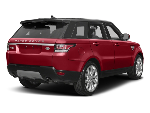 Land Rover Range Rover Sport Luxury 2017 Utility 4D SVR 4WD V8 Supercharged - Фото 2
