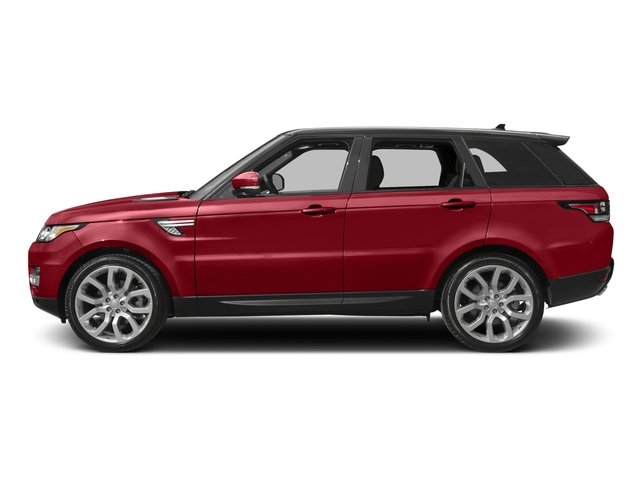 Land Rover Range Rover Sport Luxury 2017 Utility 4D SVR 4WD V8 Supercharged - Фото 3