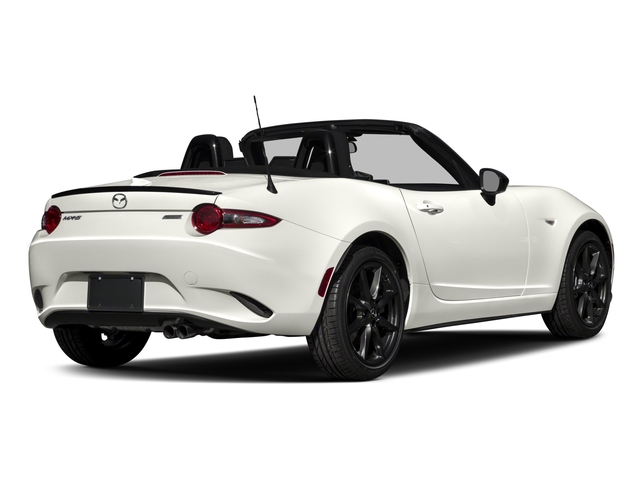 2017 Mazda MX-5 Miata Prices and Values Convertible 2D Club I4 side rear view